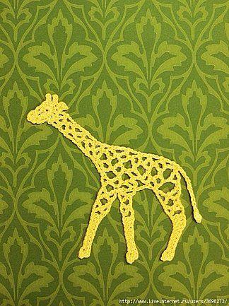 girafe + diagrama