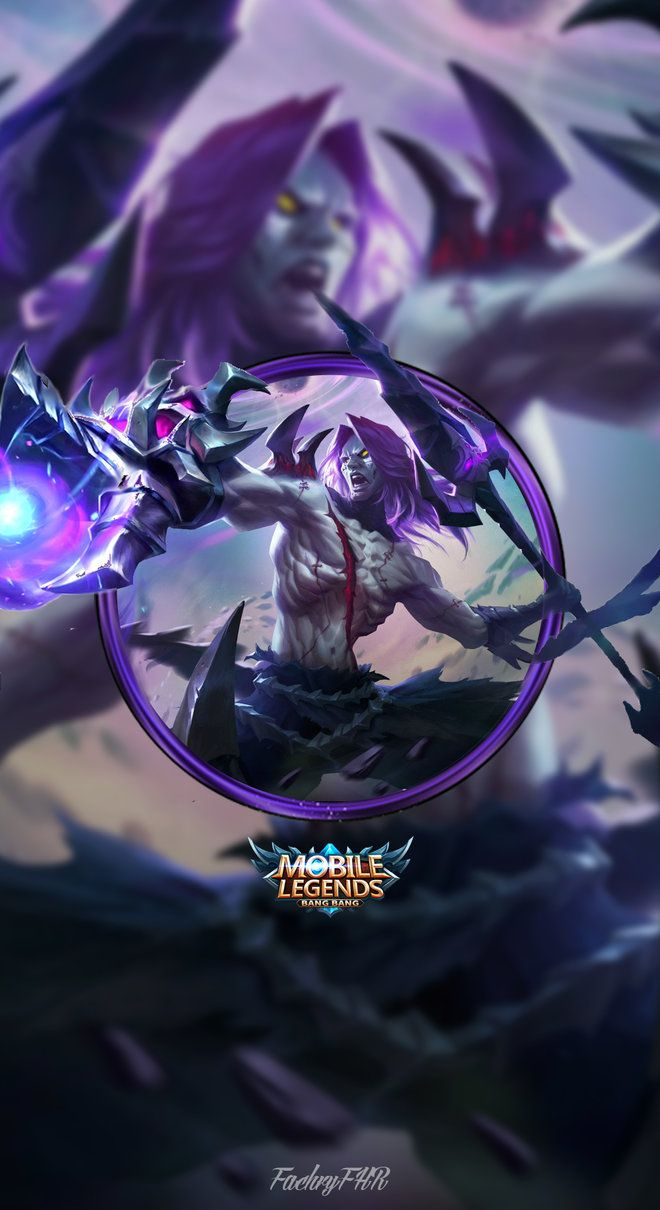 Superb Wallpaper Phone Moskov Spear Of Quiescence By FachriFHR Mobile Legend  Wallpaper, The Legend Of Heroes
