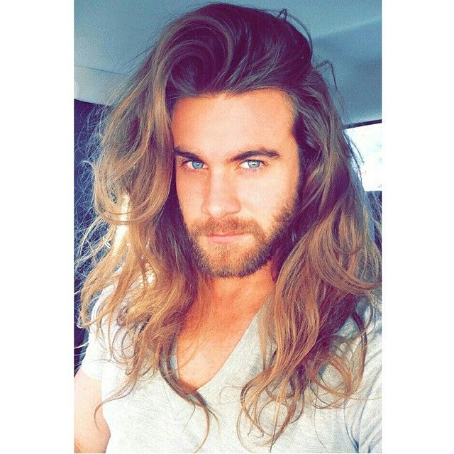 I M Convinced That Brockohurn Is Part Lion Or Something Mcm Mancrushmonday Thanks For Being Such An Aweso Long Hair Styles Long Hair Styles Men Hair Styles