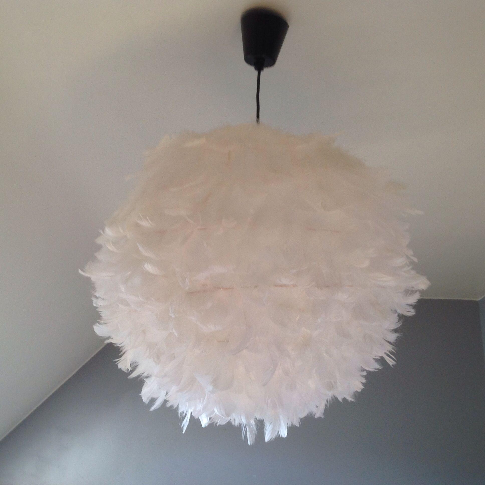 Lustre plume maison | lampes | Pinterest | Lustre plume, Lustre et ...