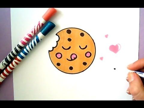 Kawaii Wolke Selber Malen Youtube Cute Food Drawings Cute Drawings Kawaii Drawings