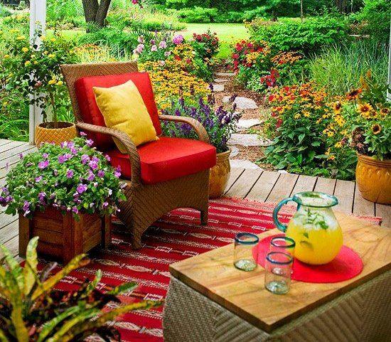 Un lugar para descansar y meditar - Un lugar para meditar ...