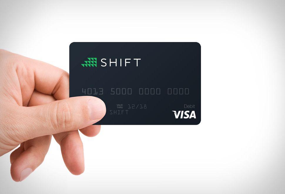 SHIFT BITCOIN DEBIT CARD Debit, Bitcoin, Debit card