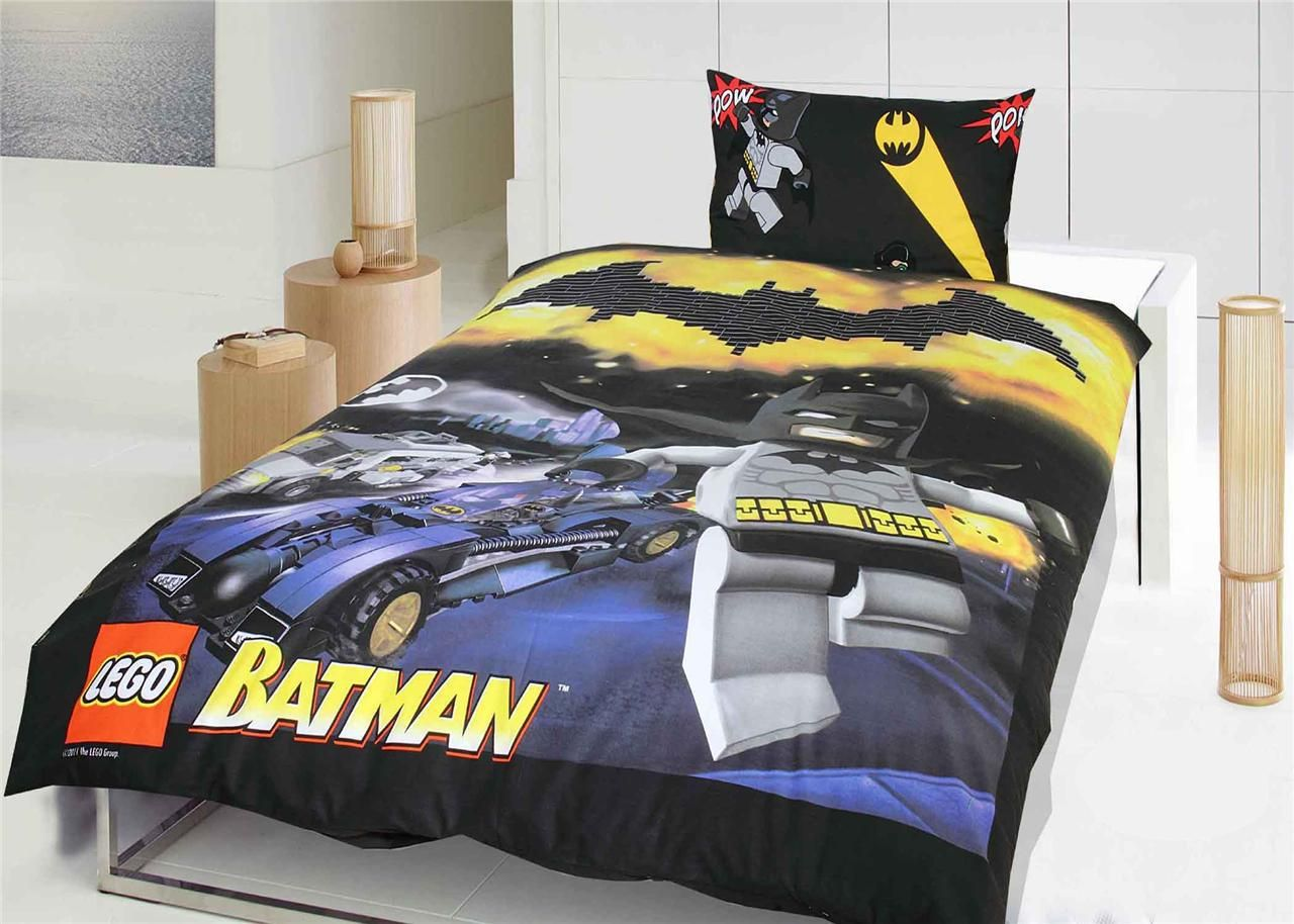 Awesome Batman Bedroom Set Design