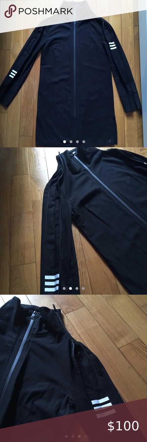 Y3 Yohji Yamamoto Shirt Jacket Shirt Jacket Long Shirt Adidas Y3 Yohji Yamamoto