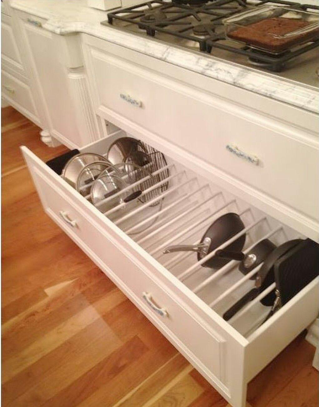Pfannen sortieren homes in pinterest kitchen kitchen