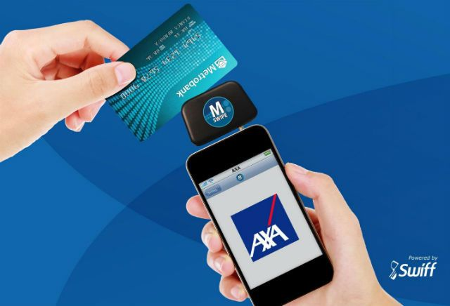 Axa And Metrobank Card Launch Mobile Payment Service For Insurance