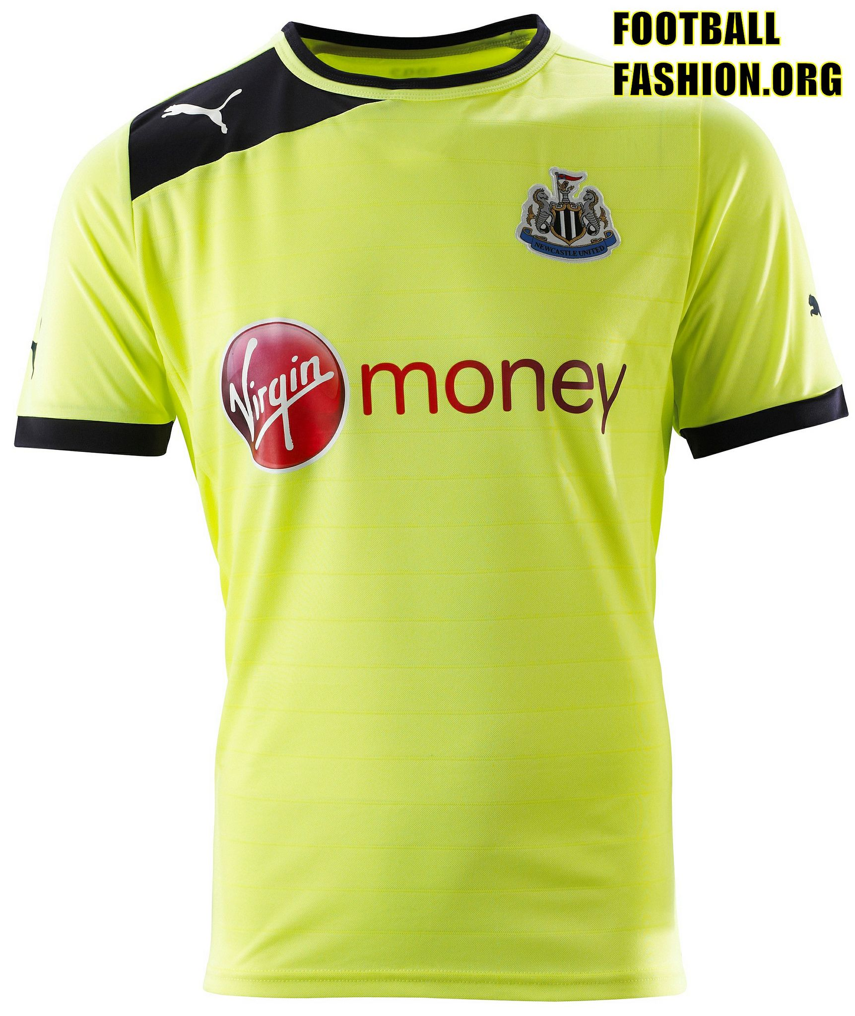 e7159a7edcdd8 Newcastle United PUMA 2012 13 Third Kit