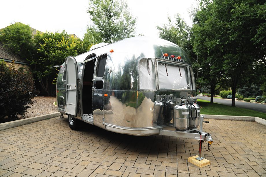 Restored Vintage Airstream Is 140 Square Feet Of Mobile Bliss