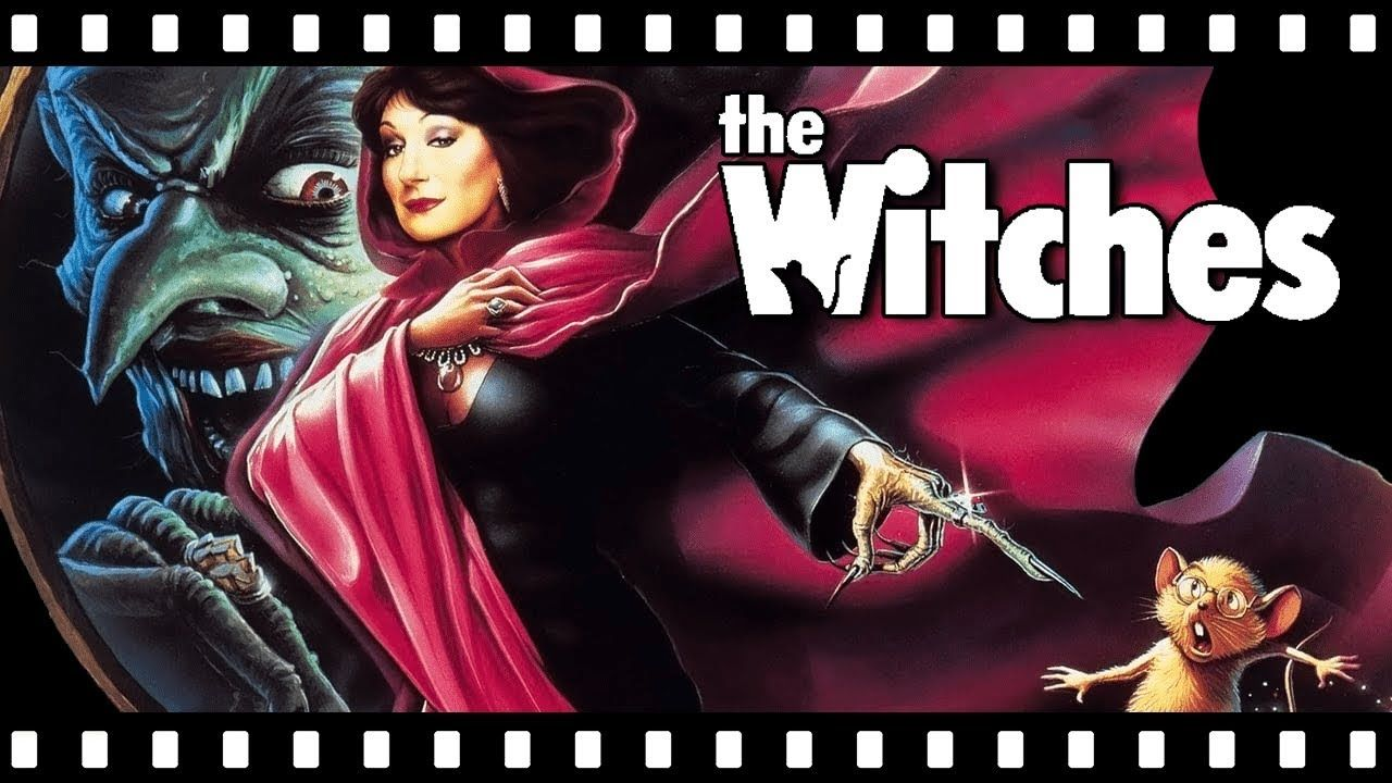 Analysis of The Witches (1990) The witch movie, The