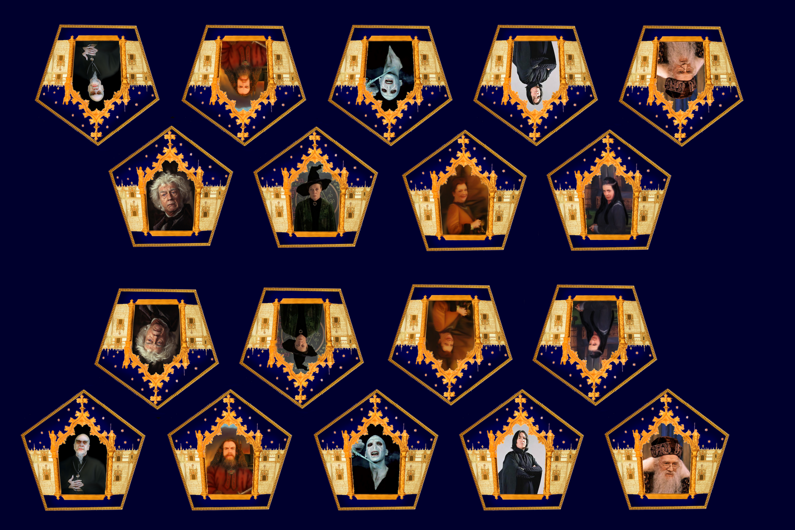 Harry Potter Chocolate Frog Cards Printable Best Chocolate 2017