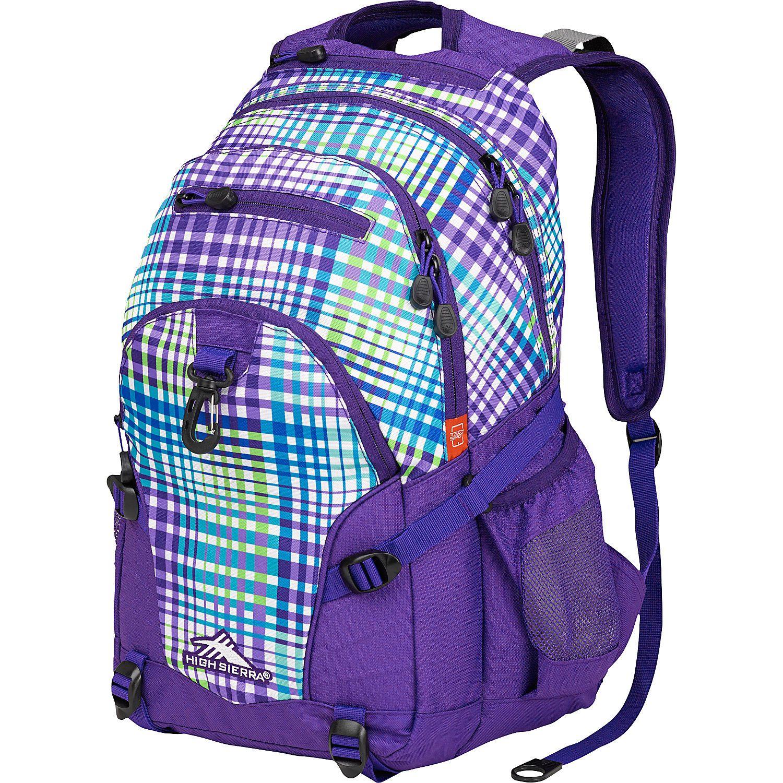 7ea5bc1119 High Sierra Loop Backpack - Women s - eBags.com