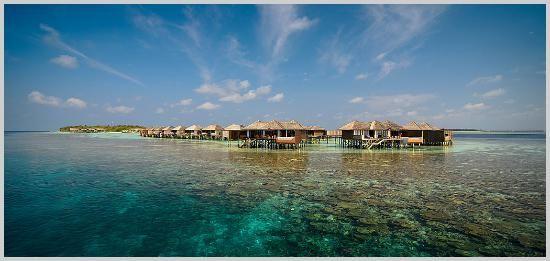 Lily Beach Resort Spa Lily Beach Maldives Beautiful