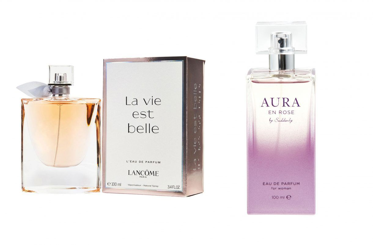 Cheap Perfumes That Smell Like Designer Scents Lidl Aura En Rose
