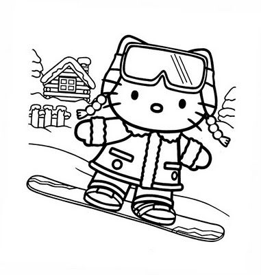 Hello Kitty Coloring Pages Hello Kitty Coloring Kitty Coloring Hello Kitty Colouring Pages