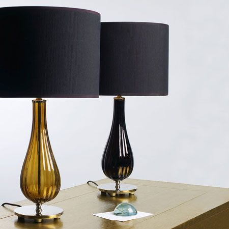Where and how lamp shade should be used table lamp base glass where and how lamp shade should be used aloadofball Choice Image