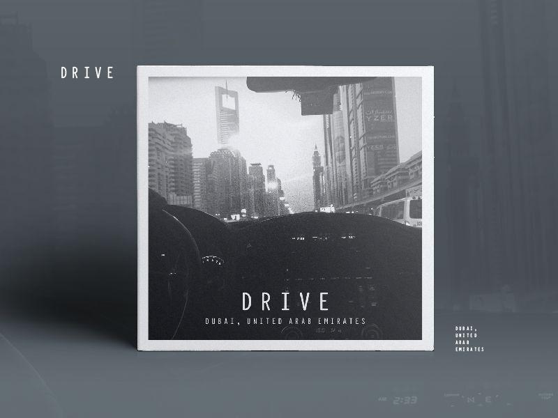 DRIVE  by  StudioJQ  #Design Popular #Dribbble #shots