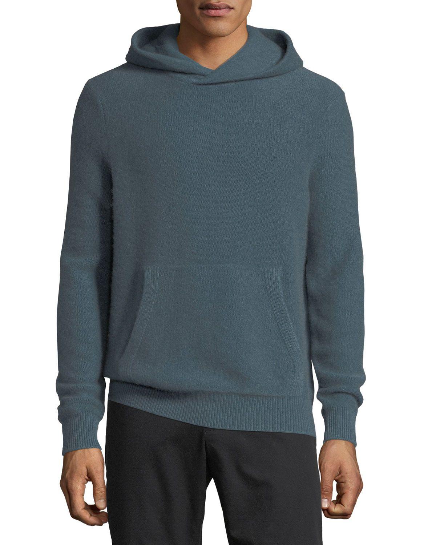 Vince Mens Pullover Hoodie