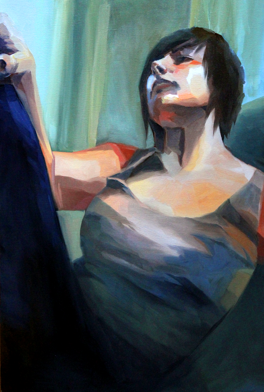 full body self portrait 2 by zerotwospirited.deviantart.com on @deviantART