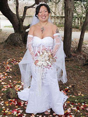 Bad quality wedding