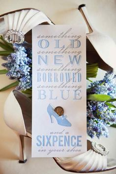 Something Old New Borrowed Blue Quotes Wedding