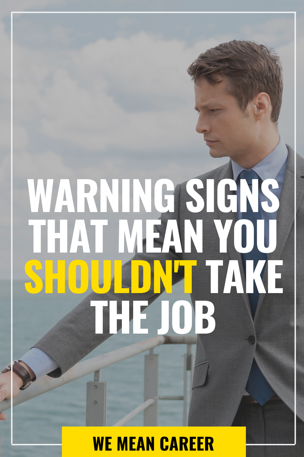 23 Warning Signs That Mean You Shouldn't Take The Job in