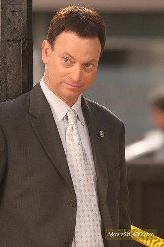 Csi Ny Publicity Still Of Gary Sinise Gary Sinise Csi Movie Stars