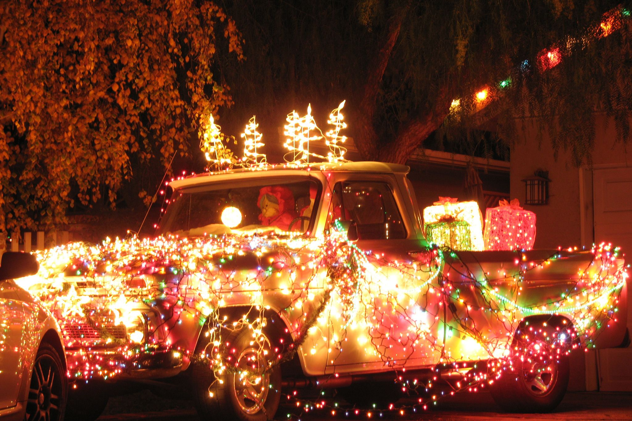 Attractive Christmas Light Installation Los Angeles   Onvacations Wallpaper