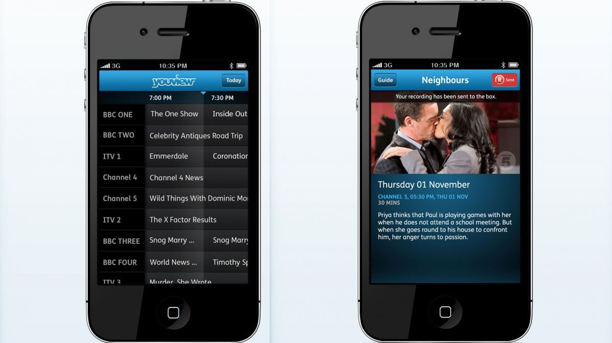 YouView adds Remote Record app for iOS to lineup