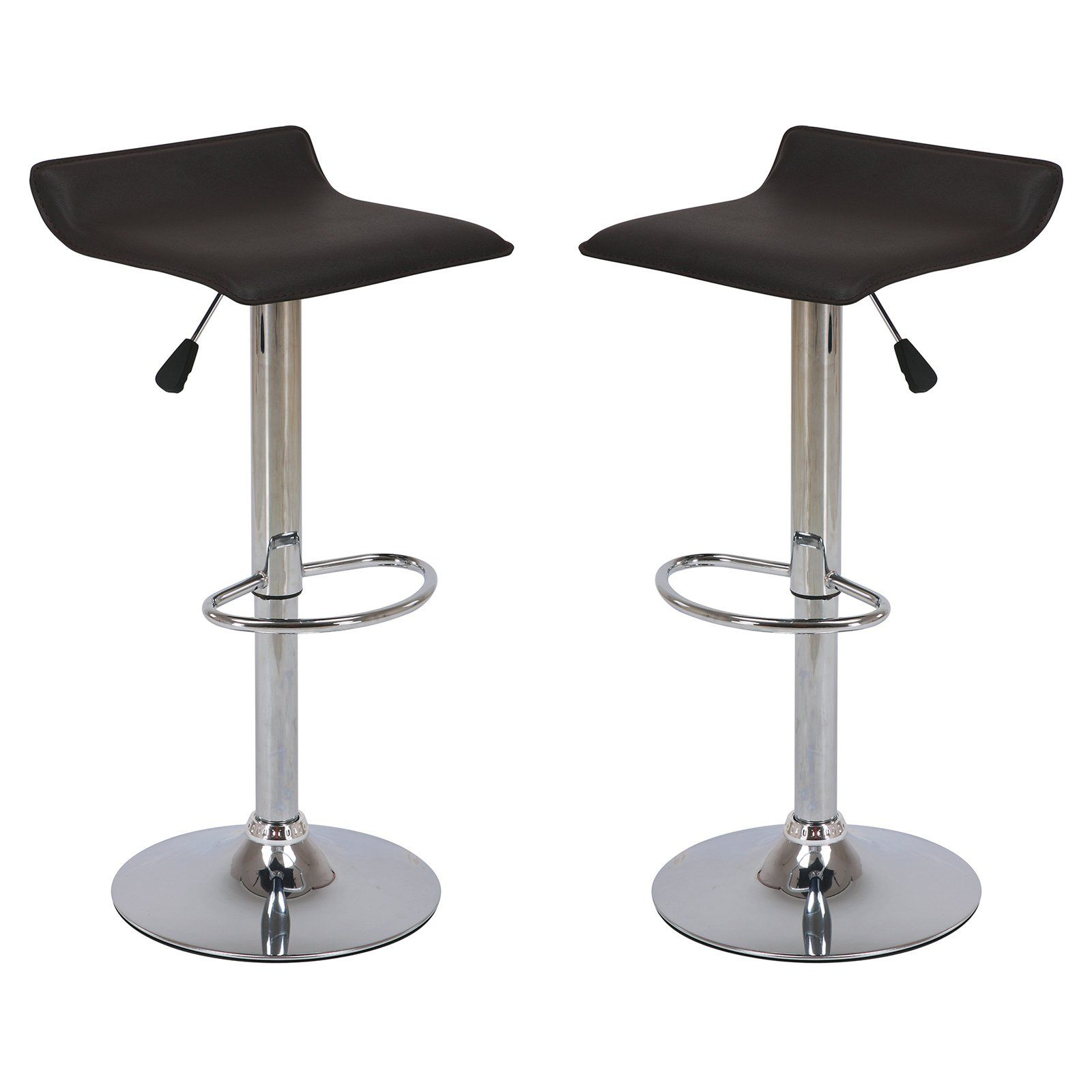 Astounding Vogue Furniture Direct Adjustable Height Backless Bar Stool Squirreltailoven Fun Painted Chair Ideas Images Squirreltailovenorg