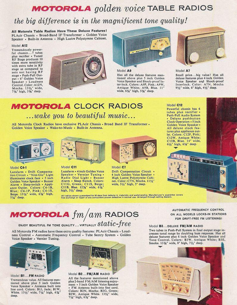 Radios Vintage Radio Retro Radios Radio Advertising