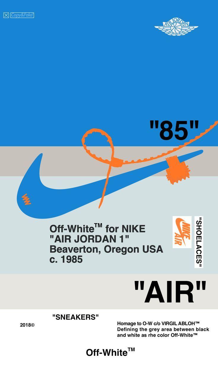 Nike Aj1 X Off White Wallpaper Unc Blue Hype Wallpaper Hypebeast Wallpaper Nike Wallpaper Iphone