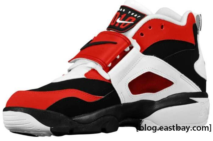 new product 31ff5 3b046 Nike Air Diamond Turf - Black/Varsity Red-White   Eastbay ...