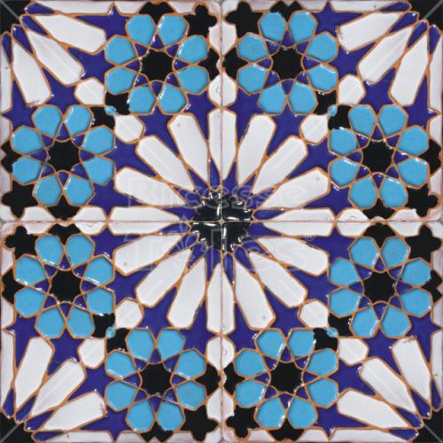 MPXX193 - Moorish Arab Islamic Spanish Patterns Tiles | Art Lessons ...