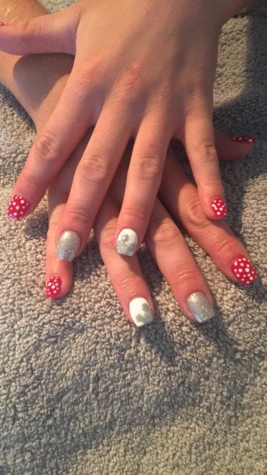 Are you looking for cute disney nail art designs 2018? Nail designs ...