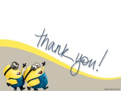 comic cartoon thank you ppt backgrounds cartoon backgrounds
