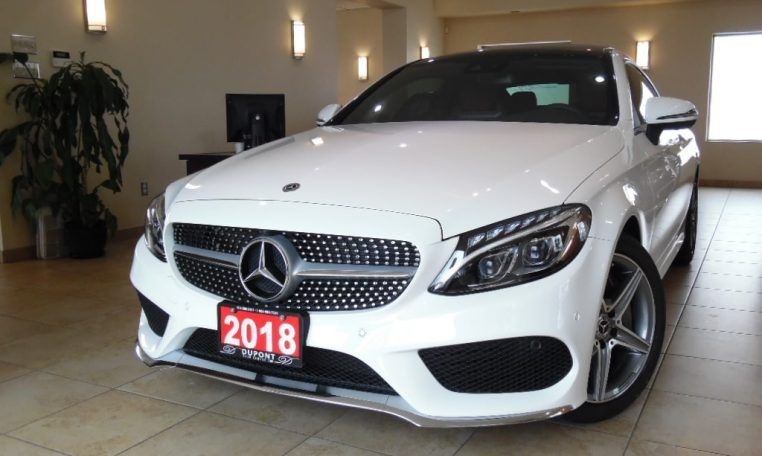 New 2018 Mercedes Benz C300 4matic Coupe Amg For Sale In Toronto Mercedes Benz C300 Mercedes Benz Benz