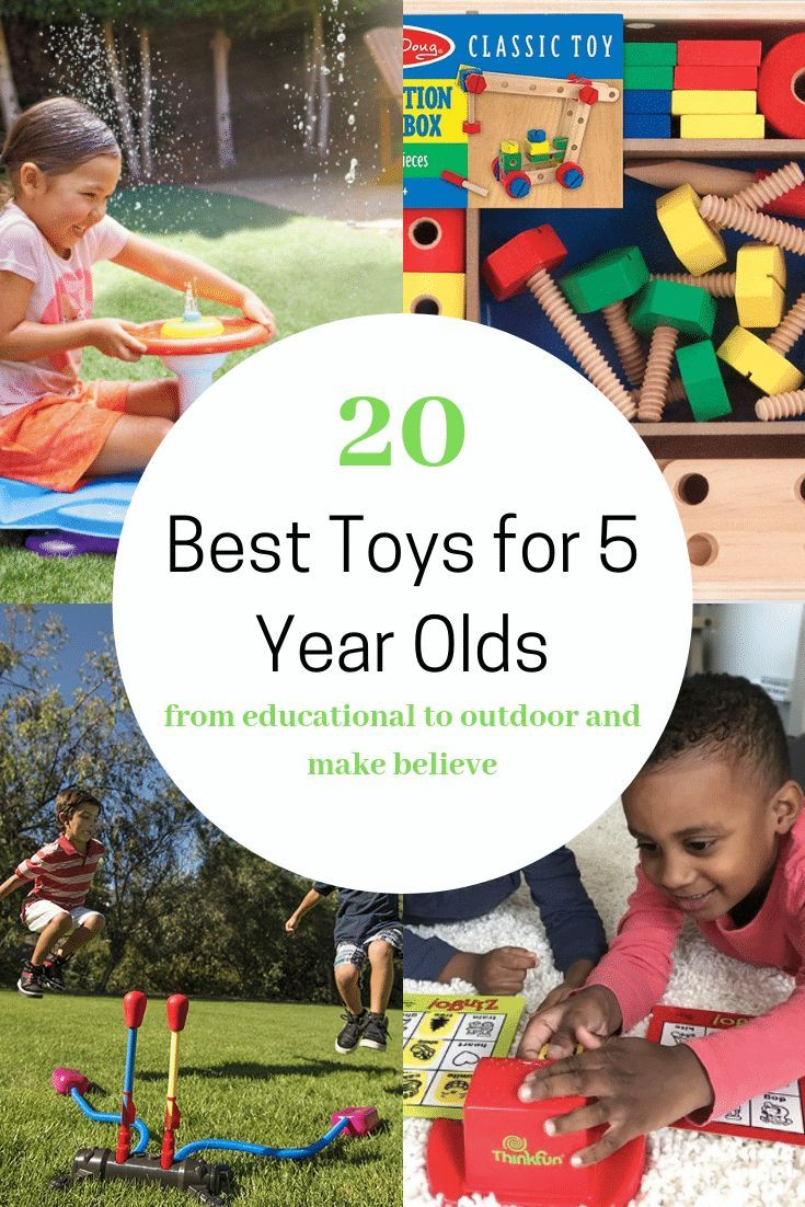 The Best Toys for 5 Year Olds; 20 Spectacular Options | 5 ...