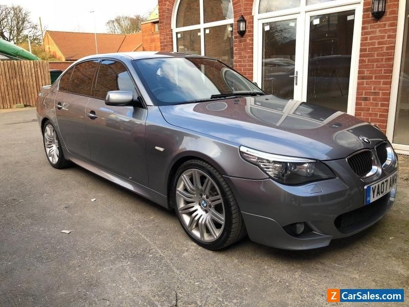 Car for Sale Bmw E60 535d M Sport Lci Low mileage Bmw