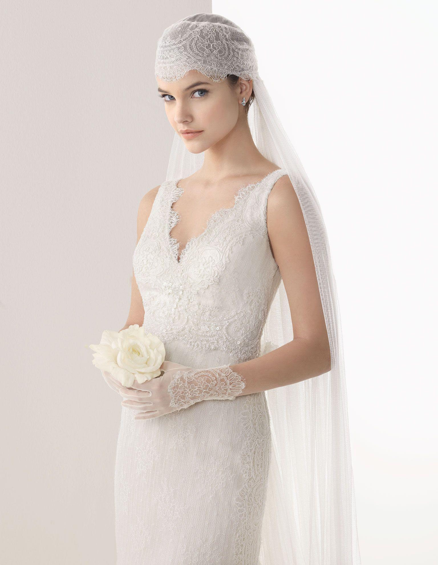 Canela velo de novia Rosa Clara | b | Pinterest