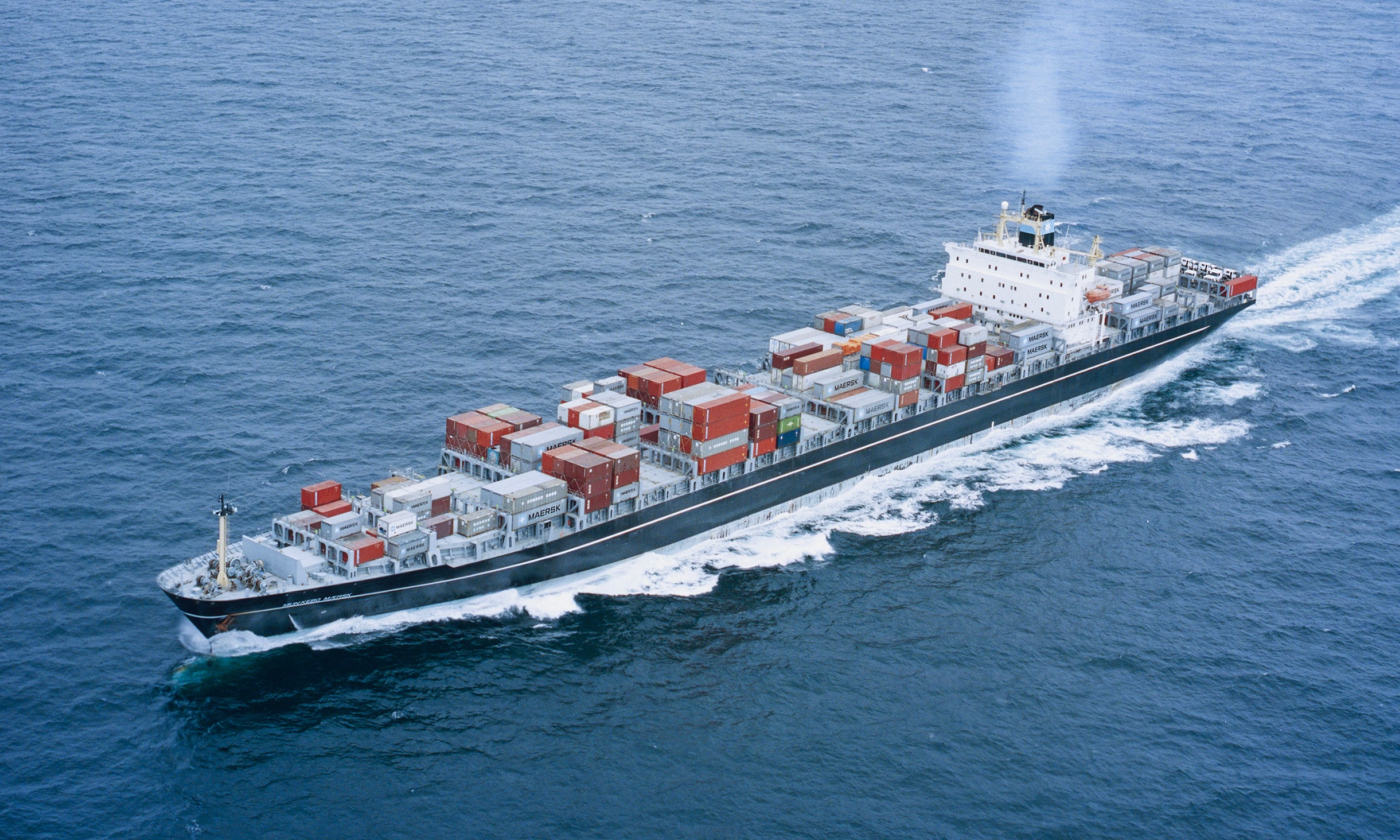 Maersk History - acquisition of EACBEN | Ships in 2019 | Maersk line