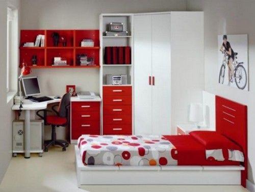 Dormitorio juvenil peque o 10 amueblar hogar girls - Dormitorio juvenil pequeno ...