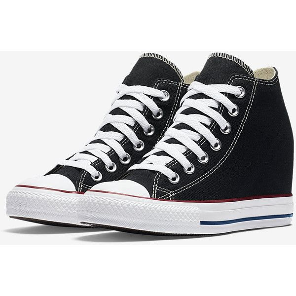 Converse Chuck Taylor All Star Lux Wedge Mid Women's Shoe