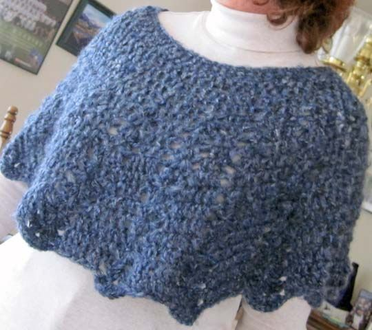 Shortie Shell Capelet   Sewing   Pinterest