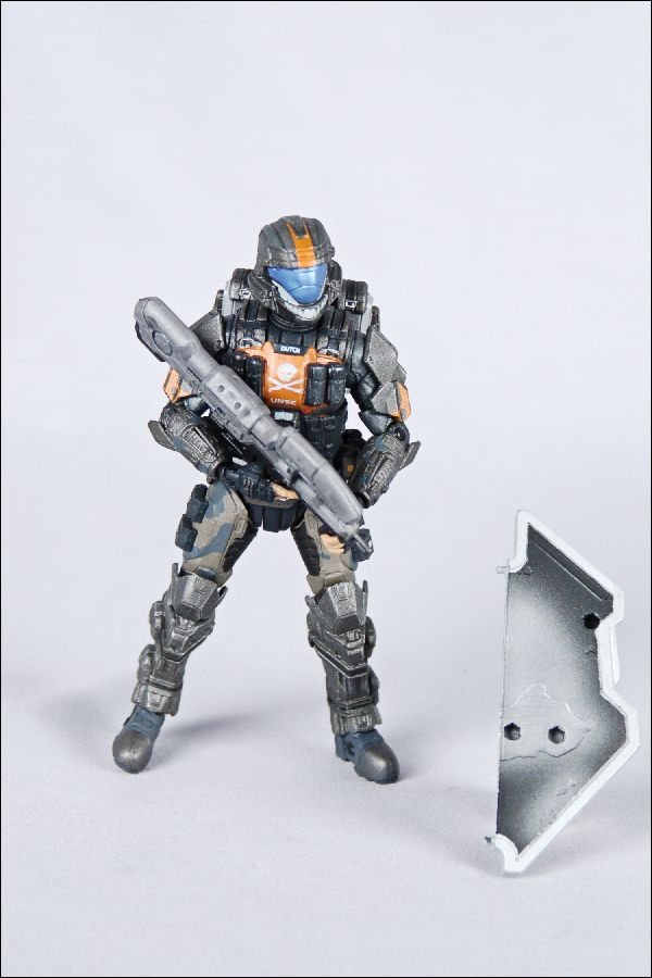 "MCFARLANE Halo Anniversary Series 1 DUTCH 5/"" Action Figure Master Chief odst 3"