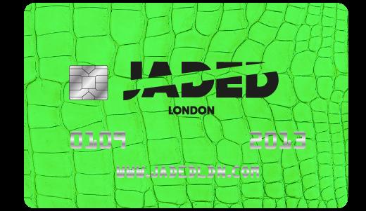 jaded gift card Company logo, Logos, Cards