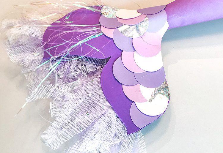 Photo of Haga la mochila escolar Mermaid usted mismo – para la escuela