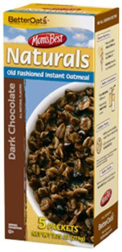 Mom's Best Hot Cereal - Dark Chocolate Oatmeal - used to get this in organic section at Hannaford - they don't carry it anymore though