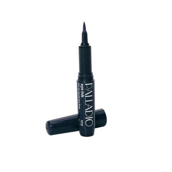 Palladio Eyeliner Pen. Quick-drying & waterproof, Ultra Fine (ultra-pigmented) Eyeliner Pen creates thin, precise lines with just one stroke. GotBeauty.com $7 #springfashion2014 #springrunway #fashion2014 #cateye