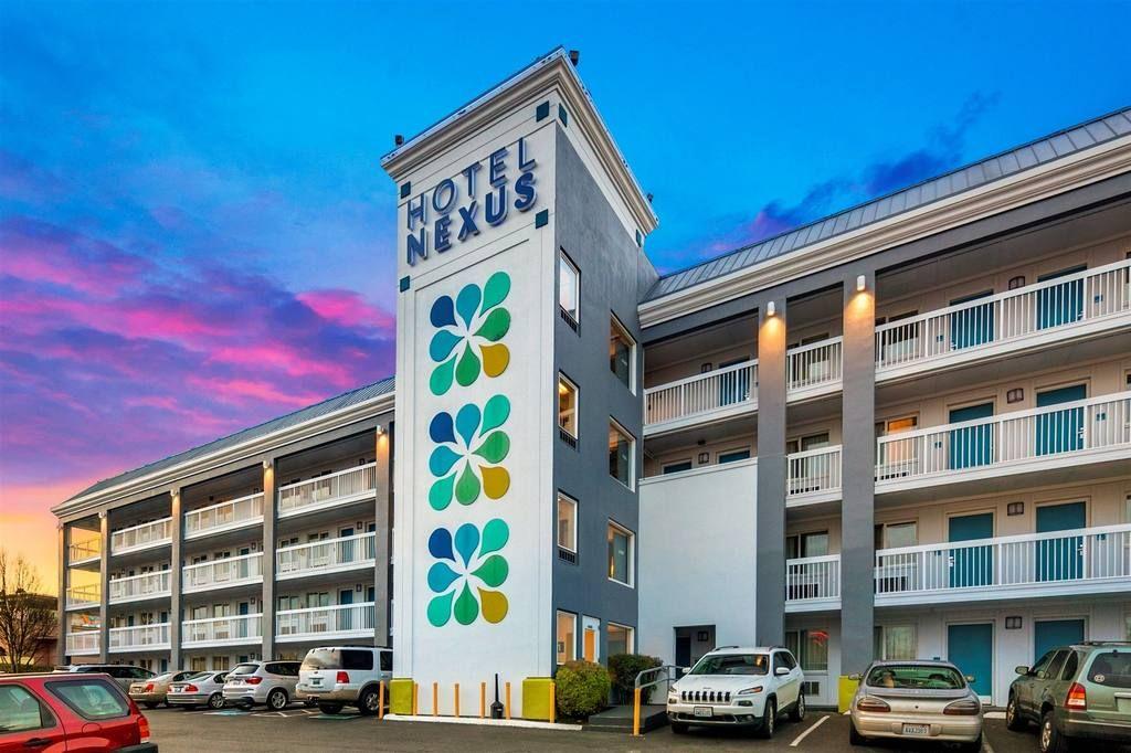 Hotel Nexus North Seattle Hotels Wa Usa